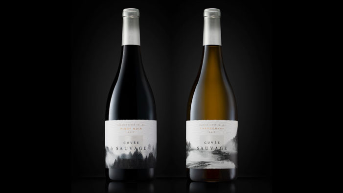 Co-Partnership Provides Branding for New California Wine, Cuvee Sauvage