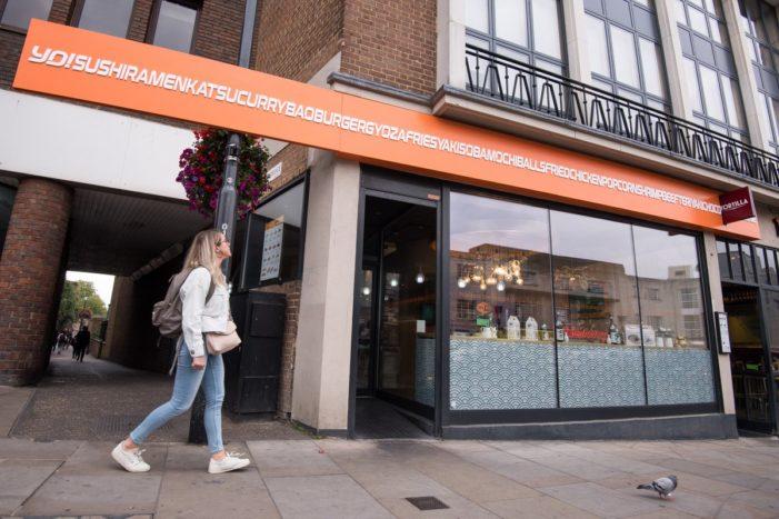 Yo Restaurant Gets Tongue-in-Cheek 119-Letter Rebrand