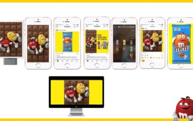 CLM BBDO Paris and M&M's Touchdown with New Digital Campaign