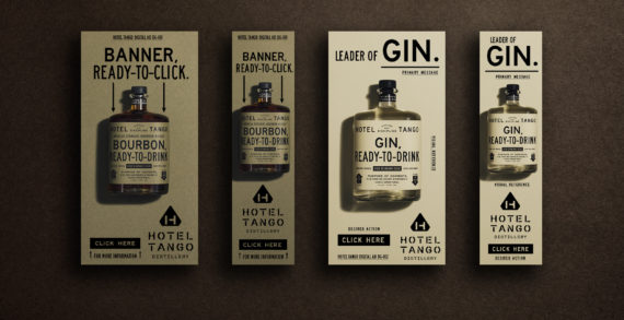 Young & Laramore Announces New Campaign for Artisan Distillery, Hotel Tango