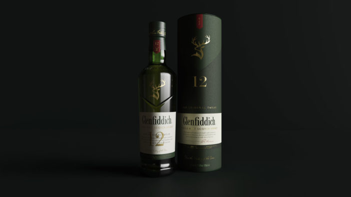 Here Design Elevates Glenfiddich Flagship Range with Modern and Meaningful Redesign