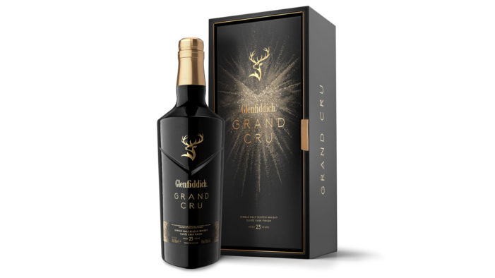 Glenfiddich Redefines Whisky in New Grand Cru Expression, with Identity & Packaging by Here Design