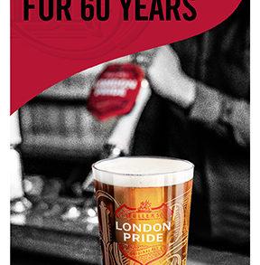 ignis' first work for Fuller's London Pride for Asahi UK