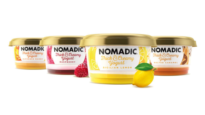 Fast Growing Nomadic Strikes New Look and Brings in New Layered Flavour