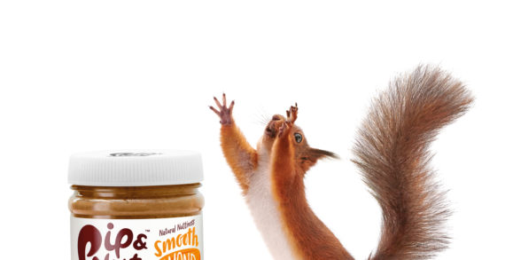 Real Squirrels Represent PIP & NUT Fans In New Ad Launch