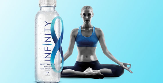 New Water Drink by Danone Waters Feeds the Mind