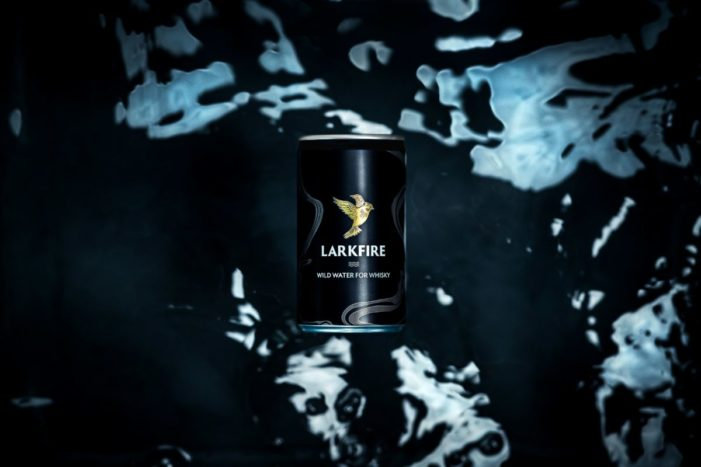 Raise a Glass With Larkfire: New 'Wild Water' Launches Online