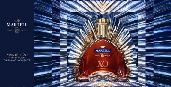 Maison Martell presents the daring new Martell XO