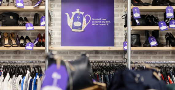 Cadbury opens a store that only accepts words as currency, in an activation by VCCP