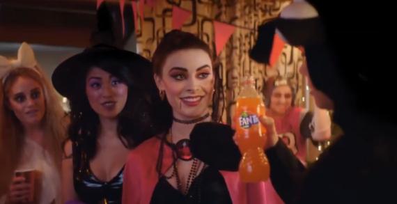 Fanta teams with TikTok in Australia for new Halloween campaign