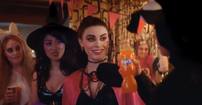 Fanta teams with TikTok in Australia for new Halloween campaign