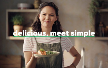 French Butter and O'Keefe Reinhard & Paul make it look easy in Home Chef campaign