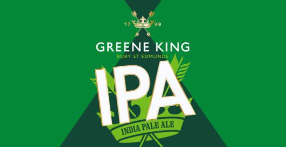 Ziggurat Brands Redesign Greene King's Flagship Beer
