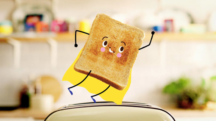 Kingsmill 50/50 launches new 'superheroes' TV campaign via Recipe
