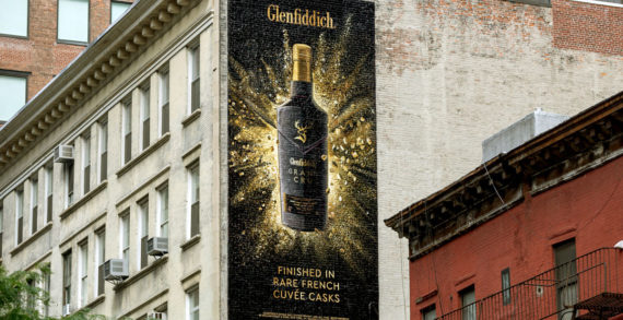 Space Delivers Glenfiddich Grand Cru US Advertising Campaign