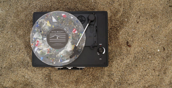 Sharp's Brewery Turns the Tables on the Music Industry with 'Ocean Vinyl'