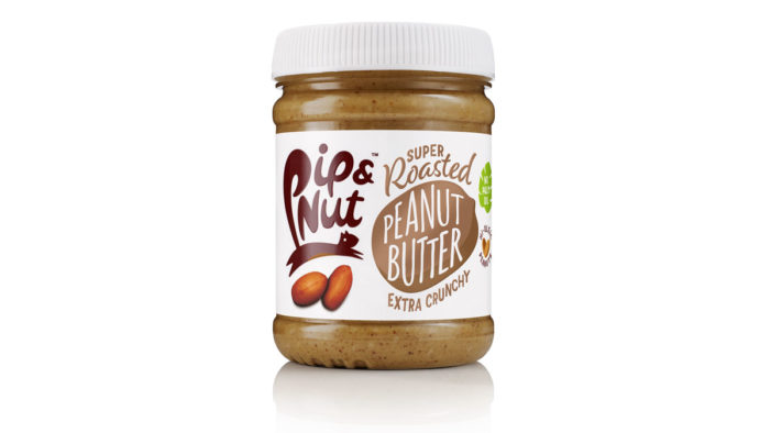 Pip & Nut to extend it's peanut butter offering with a new super roasted, extra crunchy variant