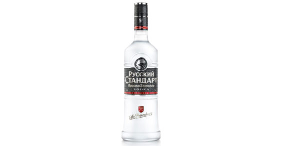 Russian Standard Original's Packaging Undergoes A Redesign