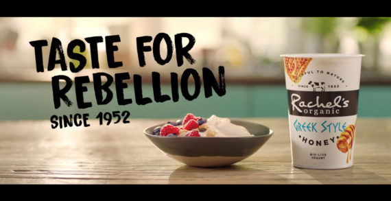 "Rachel's Organic ""Taste for Rebellion"" Campaign Tells Trailblazing Story of Three Generations of Female Farmers"