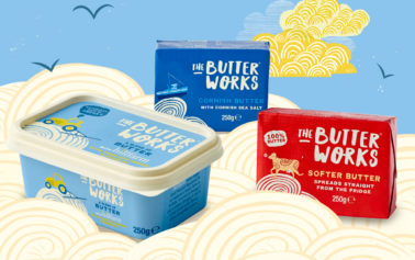 The Collaborators provide a delicious new branding for The Butterworks