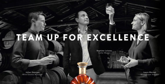 Rémy Martin celebrates collective success through its new global campaign