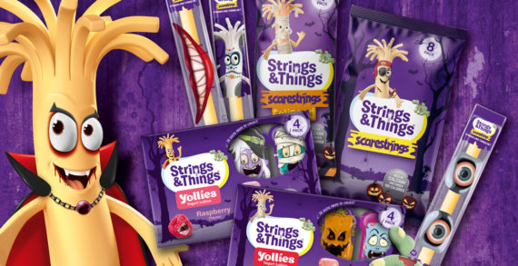 Wowme Design put the frighteners on with seasonal Strings & Things Cheestrings and Yollies packs