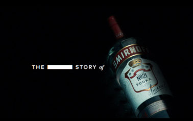 Smirnoff shares the infamous history of its vodka in new global advertising campaign