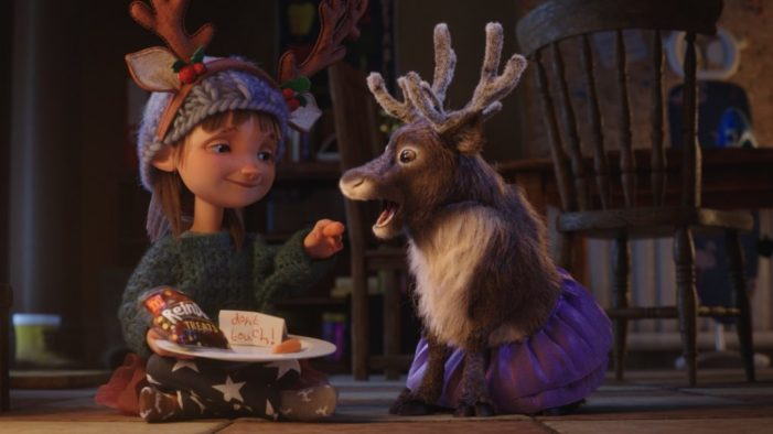 McDonald's Introduces 'Archie The Reindeer' In New Festive Reindeer Ready Campaign