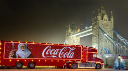 Holidays are Coming! Coca-Cola reveals 2019 Christmas Truck Tour!