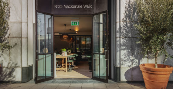 Without rebrands the new 'local', as Darwin & Wallace launches first East London bar