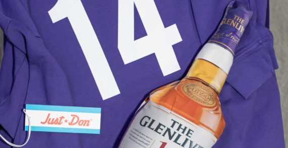 The Glenlivet 14 Year Old And Don C Unveil Partnership With Limited Edition Sweater