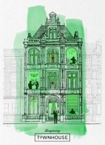 Tanqueray No. TEN – the Ultimate Experience for Gin Lovers is Taking Over London's Bloomsbury House this Christmas