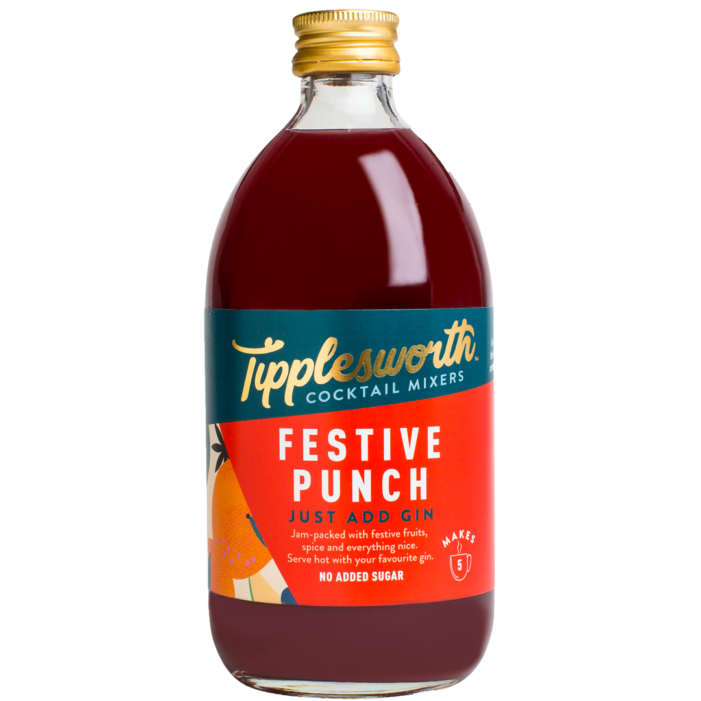 Tipplesworth Launches New 'Festive Punch'