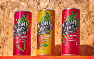 Flawsome! launches new range of ethical sparkling fruit drinks
