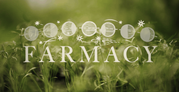 Here Design delivers strategy and identity for plant-based restaurant Farmacy