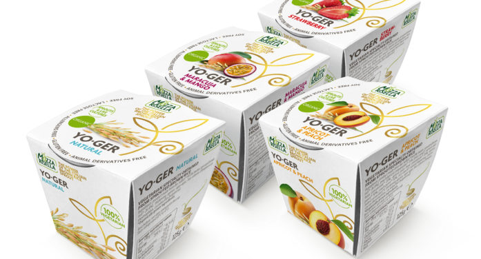 MozzaRisella launches Yo-Ger, the first vegan yoghurt alternative made from sprouted brown rice