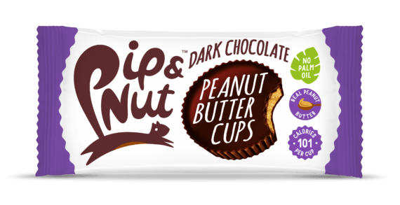 Fastest Growing Nut Butter Brand, PIP & NUT Launch Into Healthy Snacking With Natural Nut Butter Cups