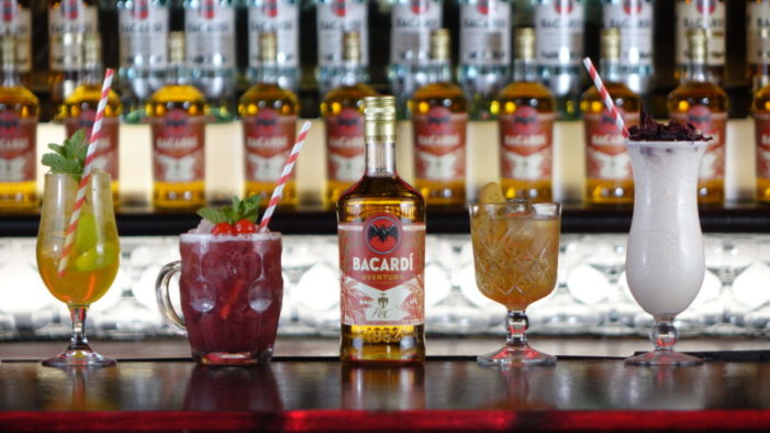 Bacardi Rum Partners With REVOLUCIÓN DE CUBA To Launch Limited Edition 'Aventura'