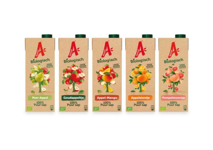 Dutch Juice Manufacturer opts for SIGNATURE PACK for Appelsientje Biologisch range