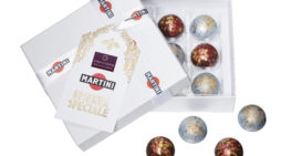 MARTINI celebrates the festive season with a limited-edition Negroni chocolate collection created by Paul A. Young