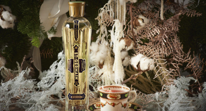 ST-Germain Collaborates With Heddon Street Kitchen For Return of Winter Bloom Activation