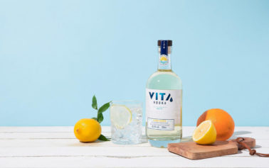 Vita Vodka partners with Dragon Rouge for its redesign and UK launch