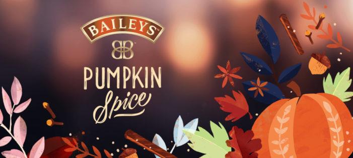 Vault49 Designs New Premium Twist on Baileys Pumpkin Spice