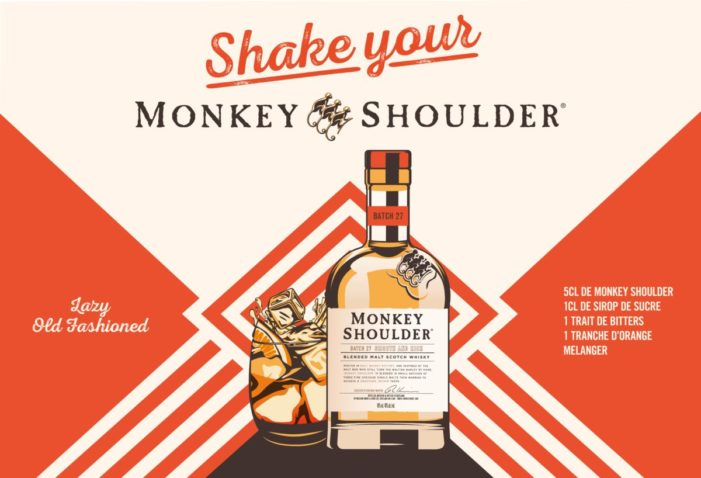 Space in Creative Collaboration for New Monkey Shoulder Campaign