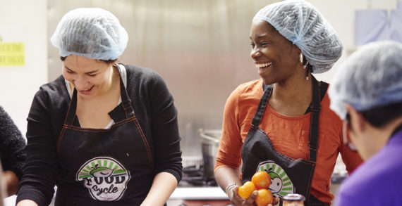 Talk.Global And FoodCycle Join Forces With 'Recipes For The Community'