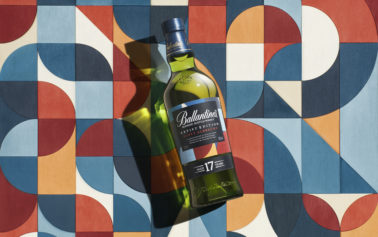 Leagas Delaney and Ballantine's launch latest campaign in Artist series