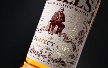 Vault49 Designs New Gift Packaging for Bell's Whisky