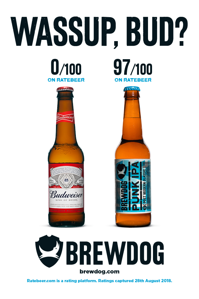 When will cider have its BrewDog moment