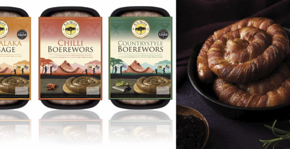 Pigs In Blankets With Southern African Sizzle