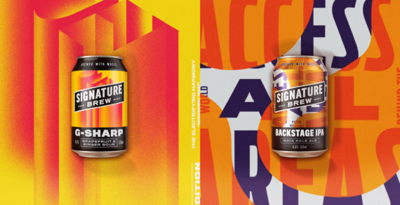 B&B studio rebrands live music craft beer Signature Brew